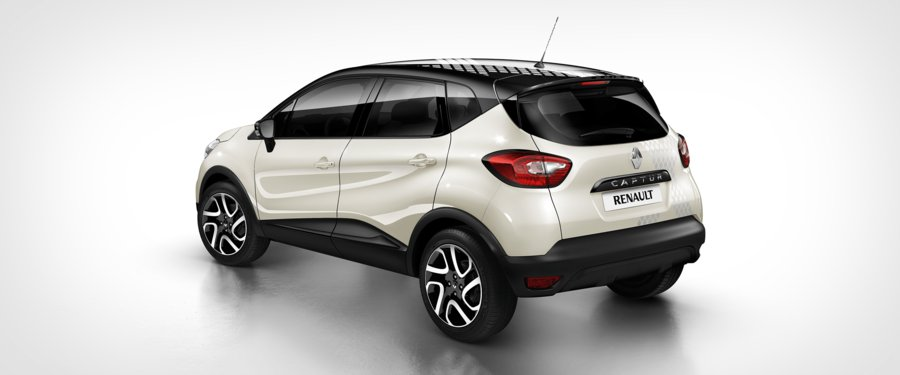 Personalise Your Captur