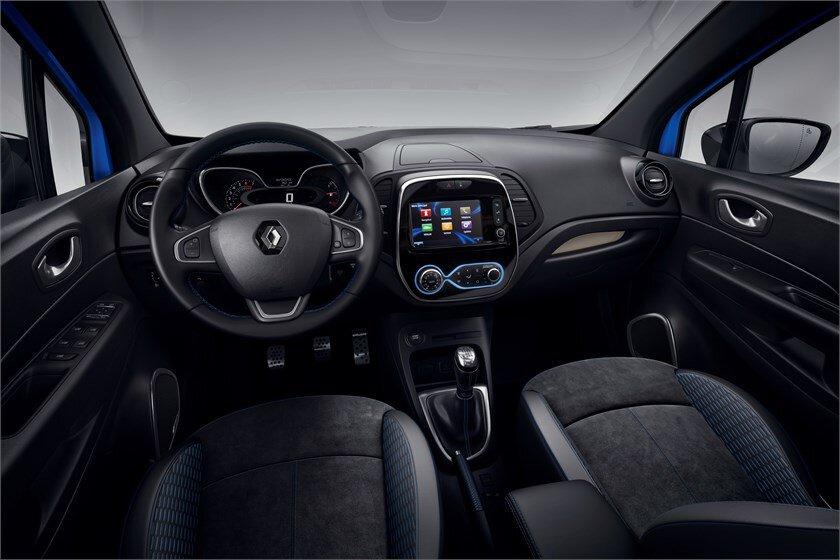 S Edition Cockpit