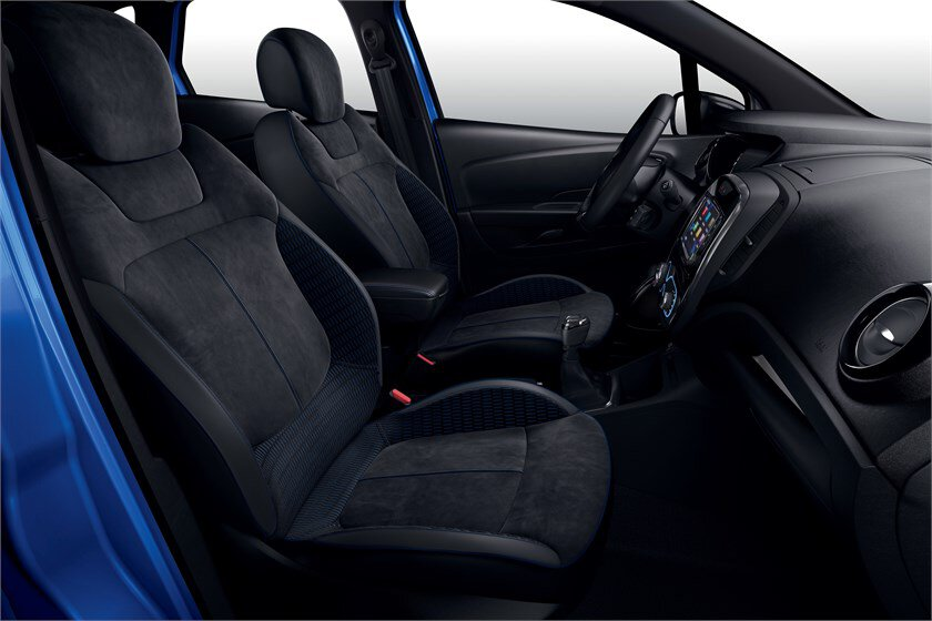 S Edition Seats