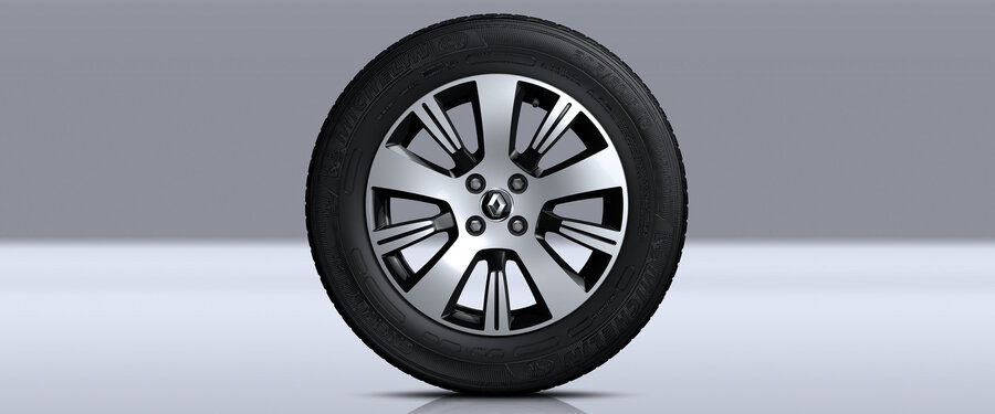 quot  two tone alloy wheels