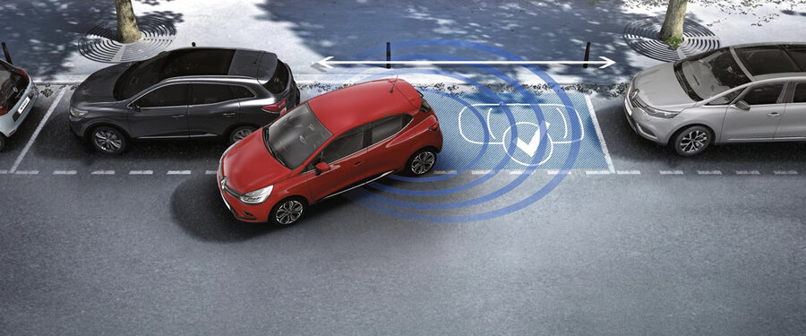 Easy Park Assist   parking assistance system