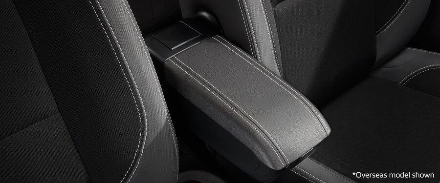 Driver Arm Rest