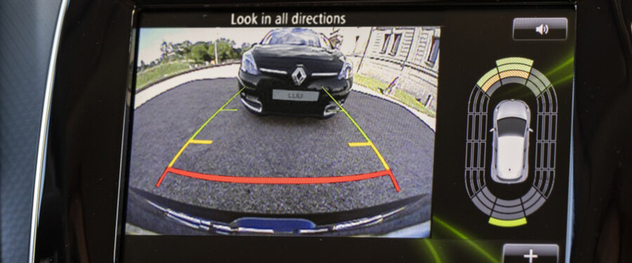 Rear View Camera Parking sensors