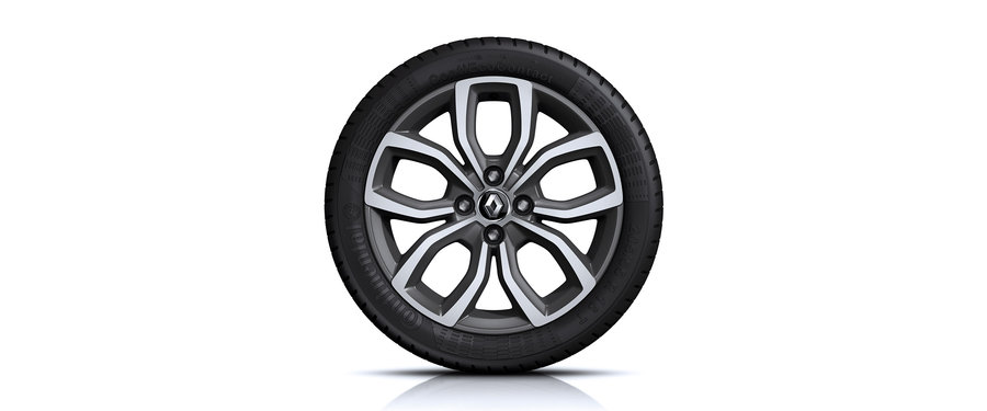 """ &#;Pulsize&#; two tone alloy wheels"