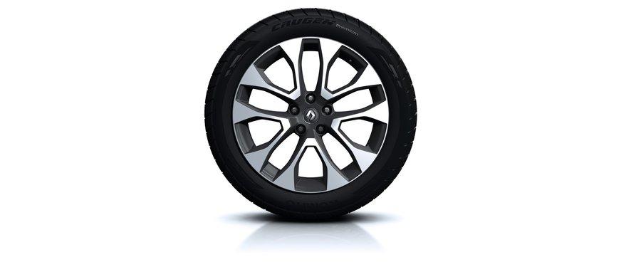 """ Proteus alloy wheels"