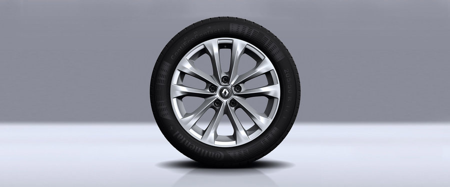 quot  Silverline alloy wheels