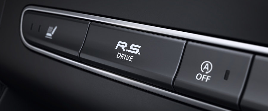 R.S. Drive mode with Launch Control