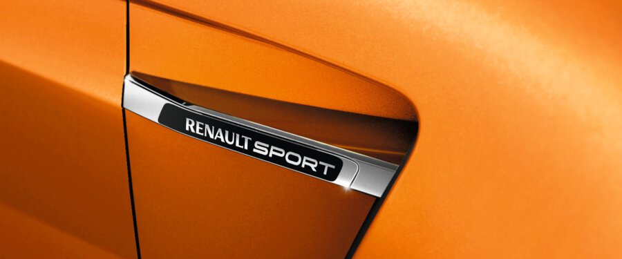 Engineered by Renault Sport