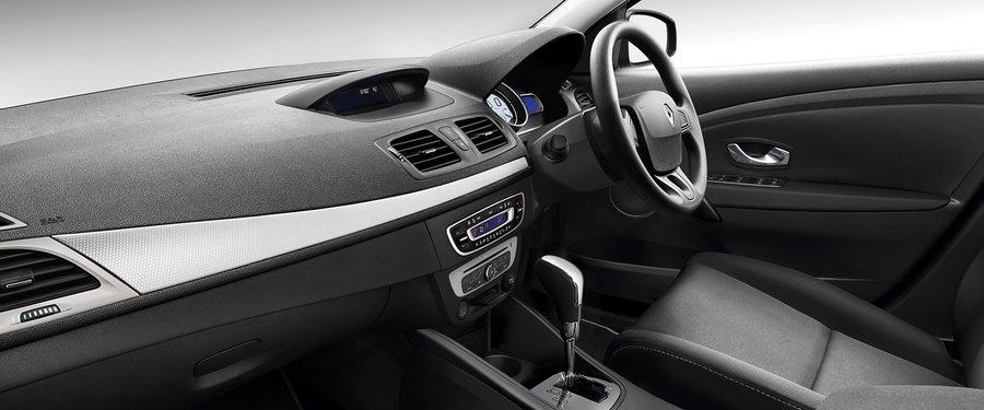 Megane Wagon Dynamique Interior