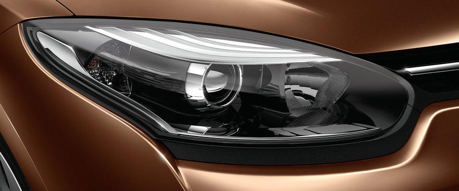 Automatic dusk sensing headlights