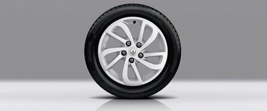 """ Kaleido alloy wheels"
