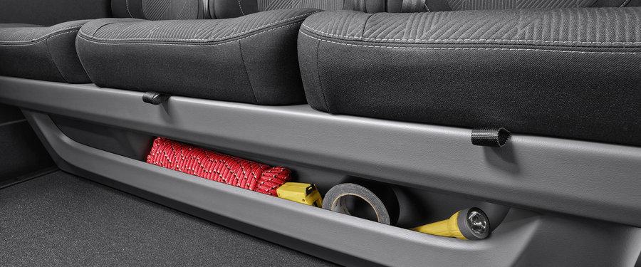 Seat Storage Pockets