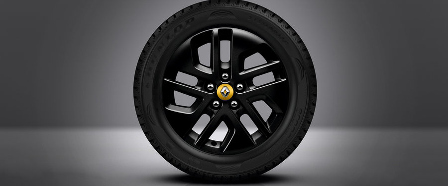 """ Cyclade alloy wheels"
